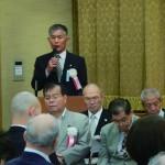 平尾哲朗・大阪市支部副支部長の報告