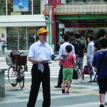 街頭活動の様子5