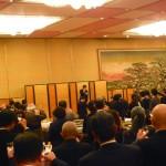 吉井・兵庫運営委員長の乾杯の発声