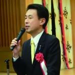 長尾先生の挨拶2